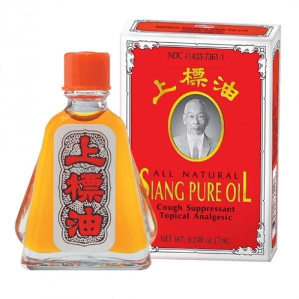 """Siang Pure"" yellow aliejus - 7 ml"