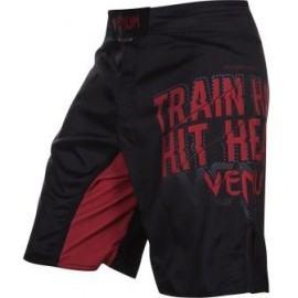 """MMA šortai Venum """"Train Hard Hit Heavy"""""""
