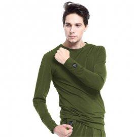 XL Šildomi marškinėliai T-Shir