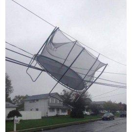 Batuto apsauga nuo vėjo inSPOR