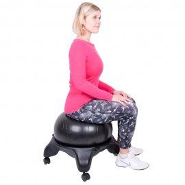 Kėdė su kamuoliu pusiausvyros