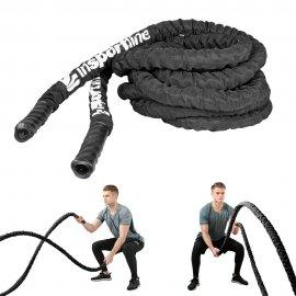 Jėgos-kovos virvė su nailonine