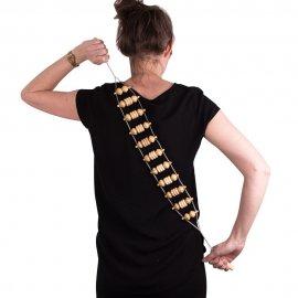 Nugaros masažuoklis inSPORTlin