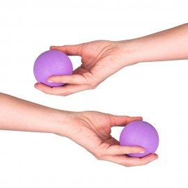 Pasunkinti masažo kamuoliukai