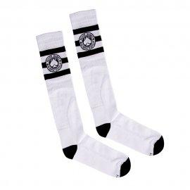 Knee Socks BLACK HEART Ace Of