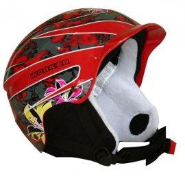 WORKER Playful Helmet Red S (5