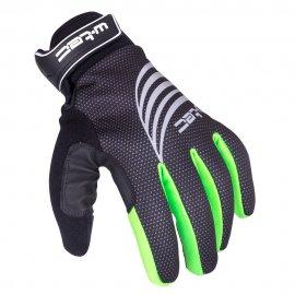 Sports Winter Gloves W-TEC Gru