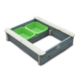Smėlio dėžė su Exit Aksent San