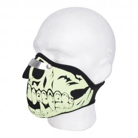 Mask Oxford Glow Skull