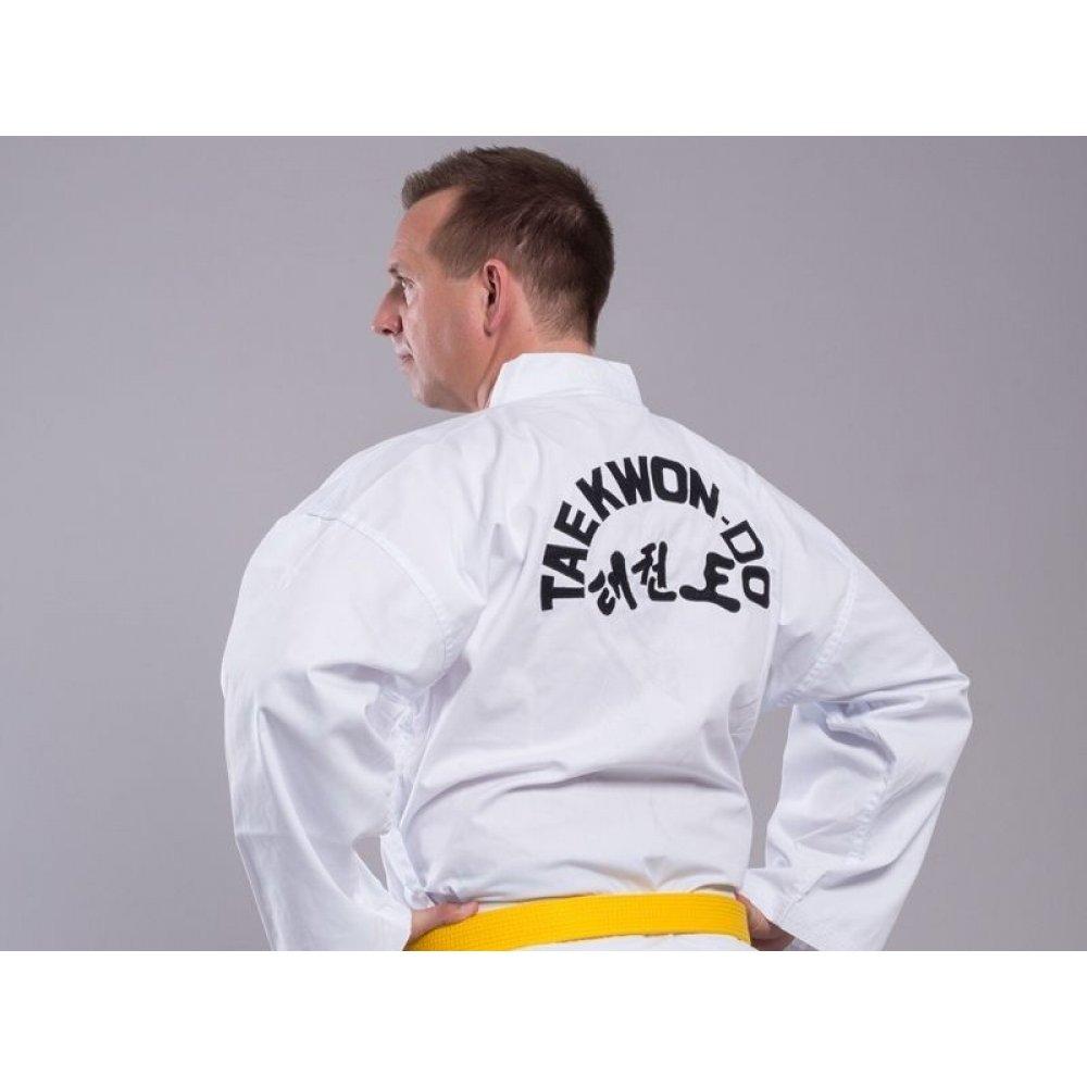 Taekwondo kimono Wacoku V-neck WTF approved