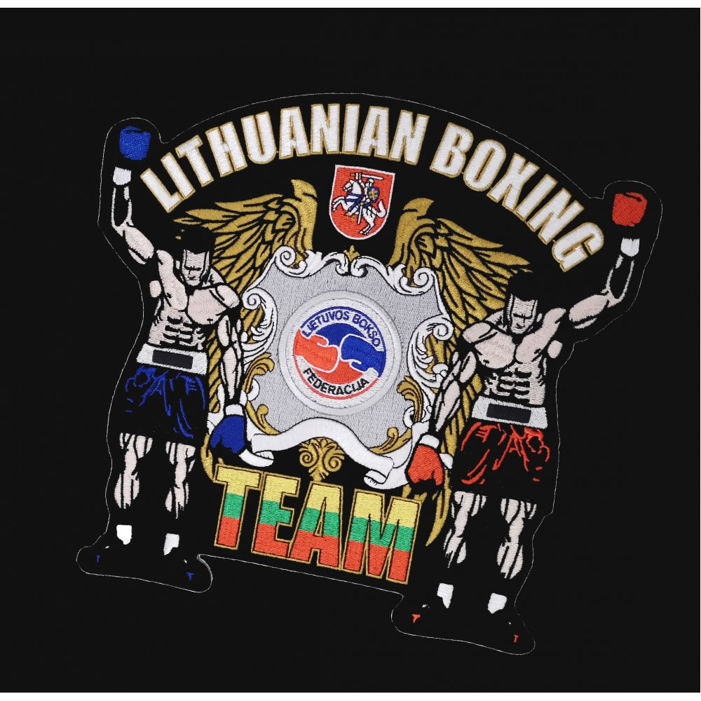 Džemperis Lithuanian Boxing Team