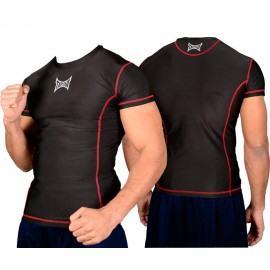 """MMA marškinėliai """"Tapout"""" trump. rank. (juodi)"""