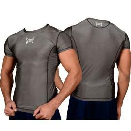 """MMA marškinėliai """"Tapout"""" trump. rank.(pilki)-M,L,XL,XXL"""