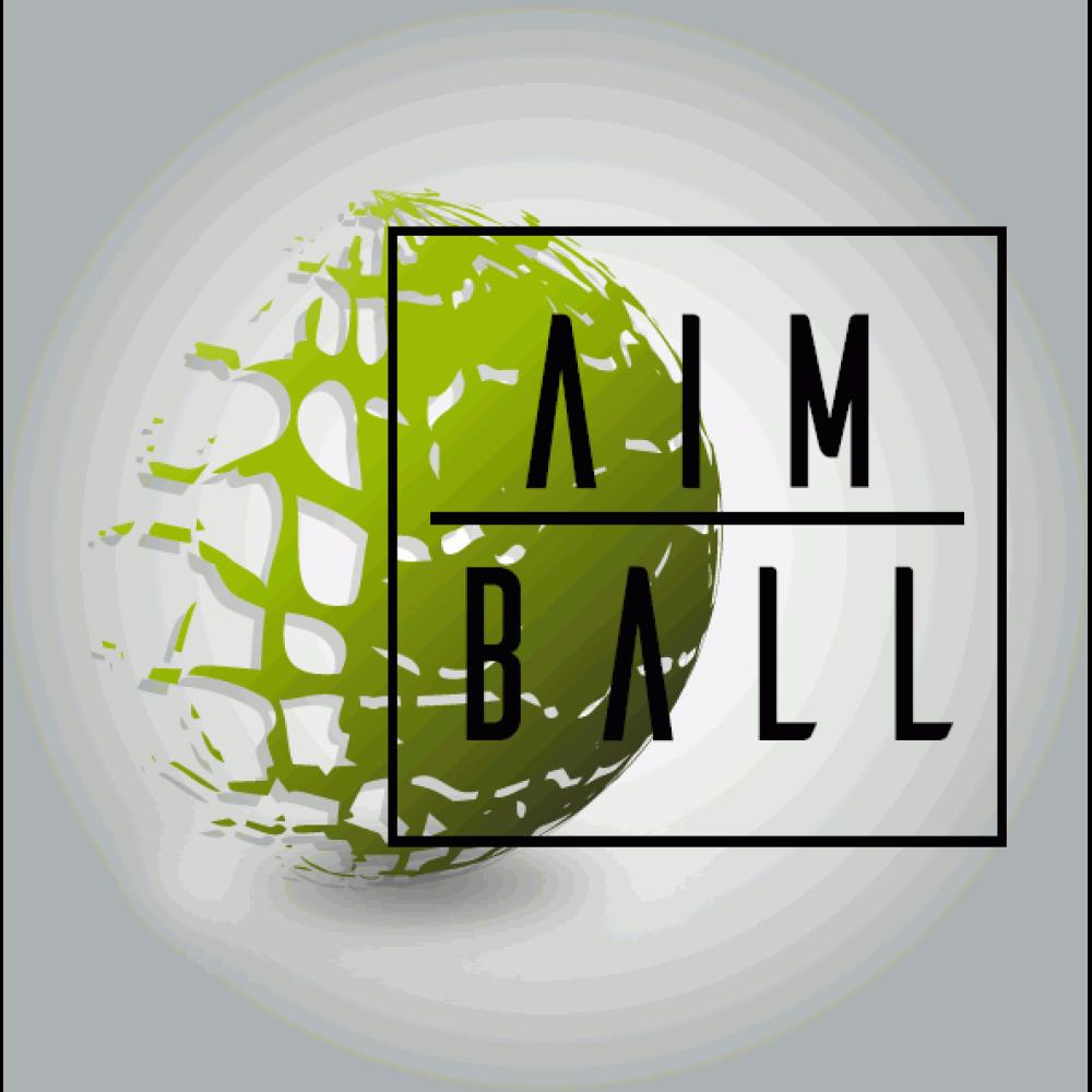 """NAUJIENA!  AIMball """"CLASSIC"""" treniruočių kamuoliukas"""