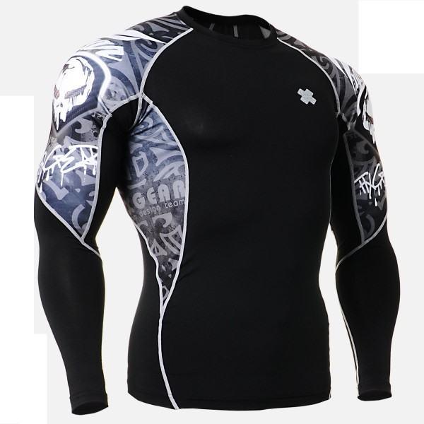 """""""FixGear"""" kompresinai marškinėliai - M, L, XL"""