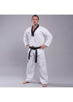 Taekwondo kimono Wacoku Ribbed
