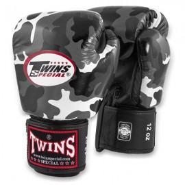 """""""Twins"""" bokso pirštinės CAMO"""