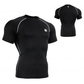"""Fixgear """"Black"""" kompresiniai marškinėliai"""
