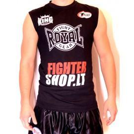 """Marškinėliai """"Royal"""" - """"For Fighters"""""""
