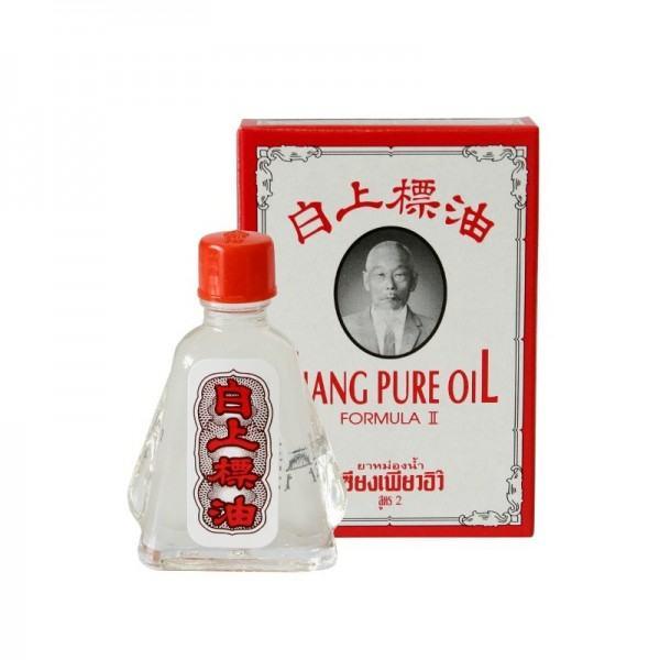 """""""Siang Pure"""" white aliejus - 7 ml"""