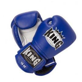 """King"" bokso pirštinės - 10,12, 14, 16 oz"