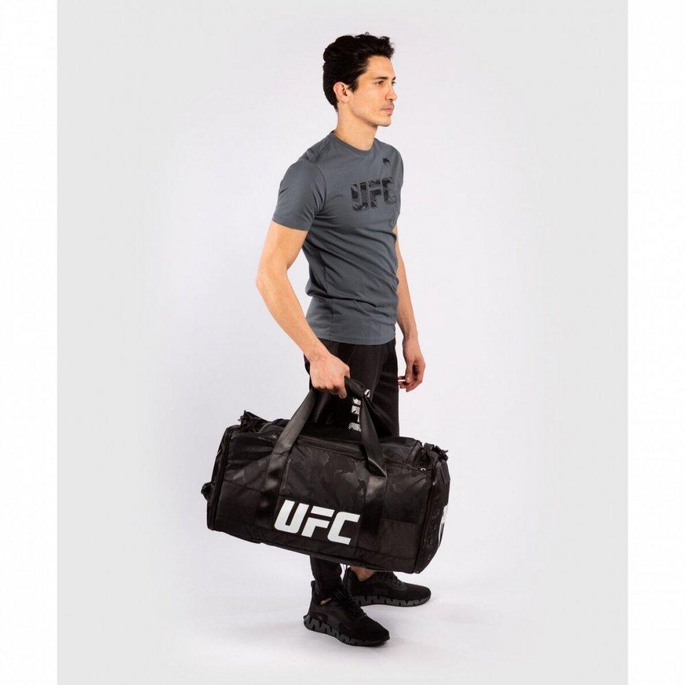 "MARŠKINĖLIAI ""VENUM UFC"" AUTHENTIC FIGHT WEEK - GREY"