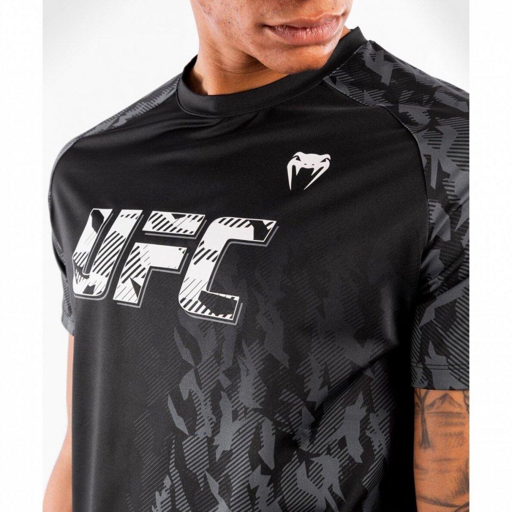 "MARŠKINĖLIAI ""VENUM UFC"" AUTHENTIC FIGHT WEEK PERFORMANCE - BLACK"