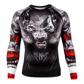 Venum Werewolf kompresiniai marškinėliai ilgom rankovėm