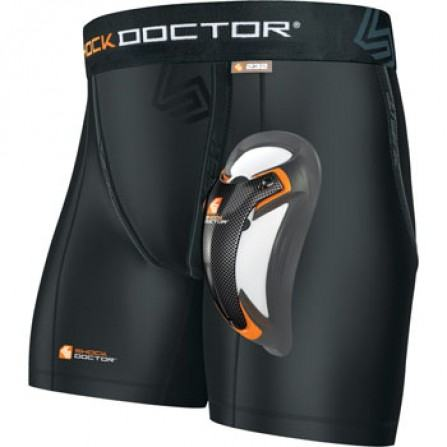Kompresiniai šortai su bandažu Shock Doctor Ultra - M,L dydžiai