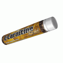 L-Carnitine Gold, 25 ml (1,5 porcijos)