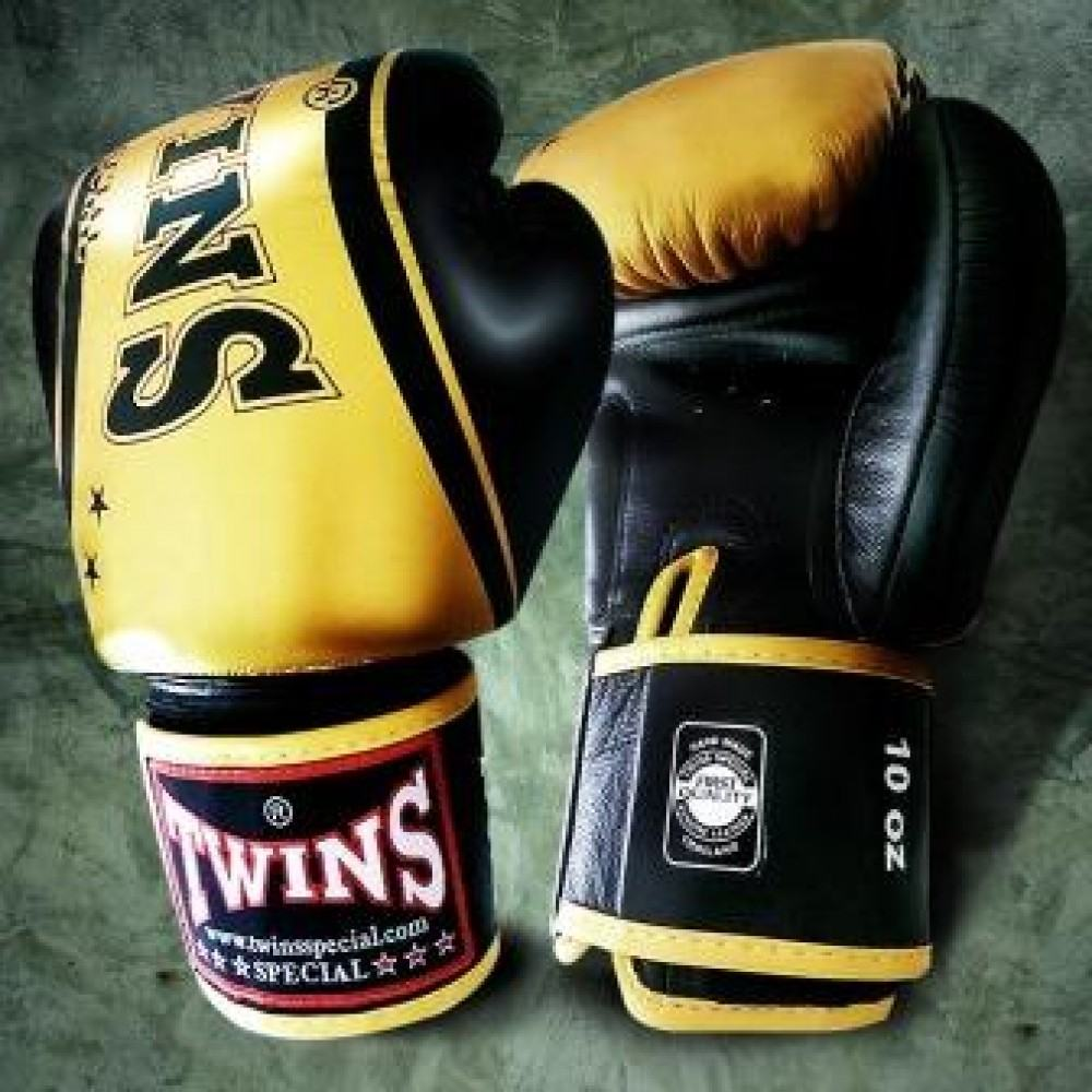 """""""Twins"""" bokso pirštinės - 10,12 oz"""